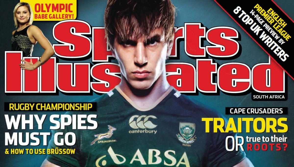 Sports Illustrated South Africa, September 2012