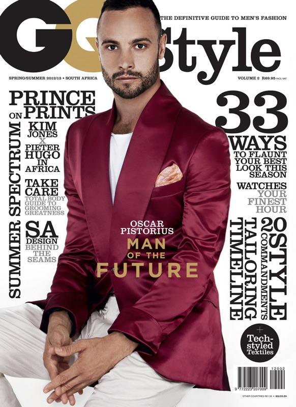 Gq Style South Africa Volume 2 2012 Mediaslut