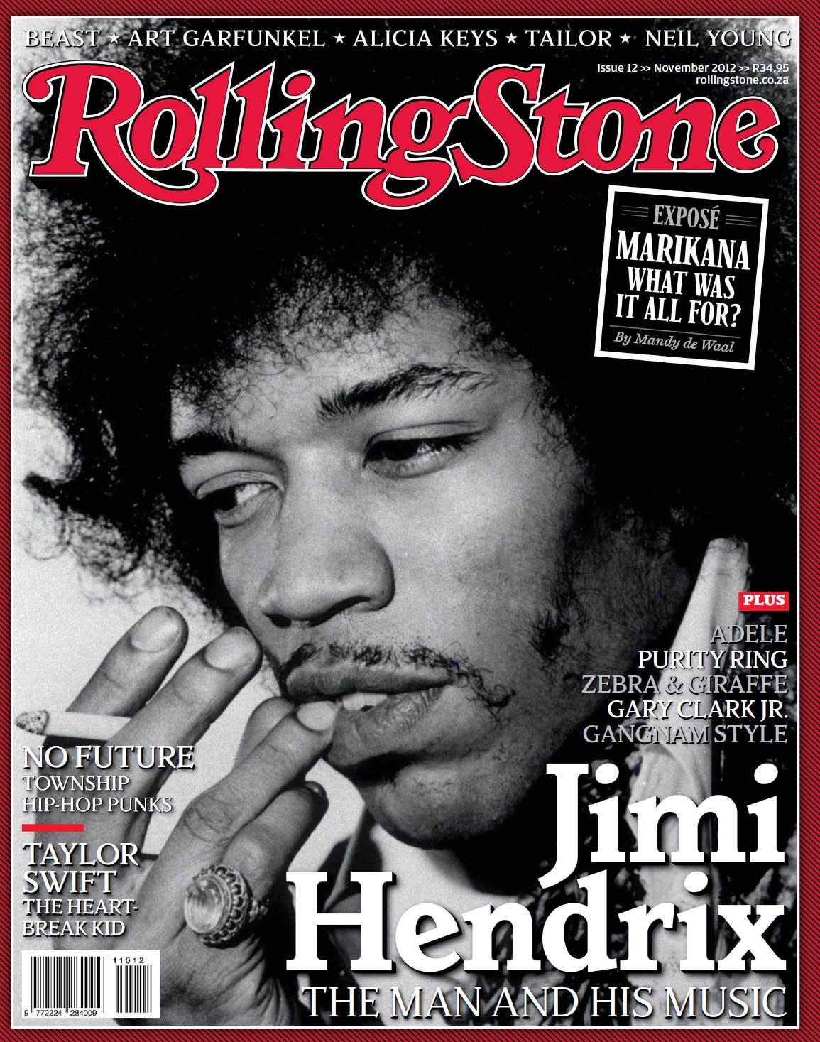 Vintage Rolling Stone Magazine October 11, 1973 #145 - Art Garfunkel - Santana