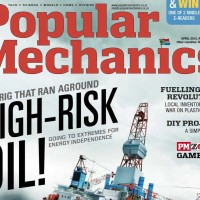 Popular Mechanics South Africa, April 2013