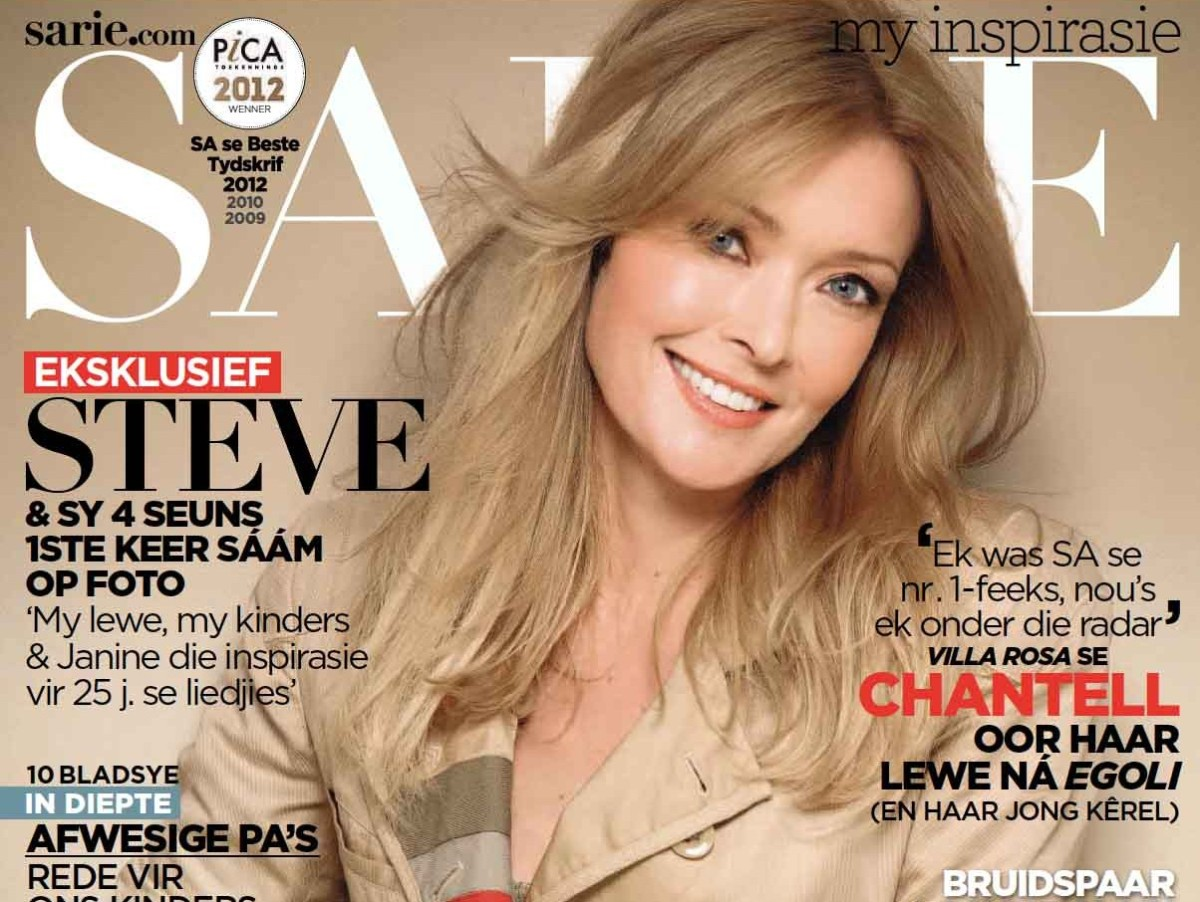 "SARIE, June 2013 (With ""SARIE Sjokolade"" Magazine)"