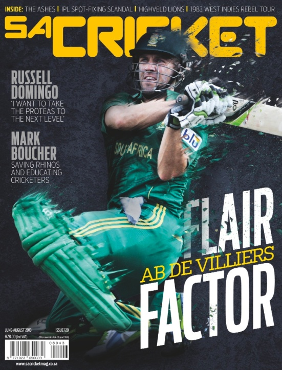 SA Cricket 3 June July August 2013