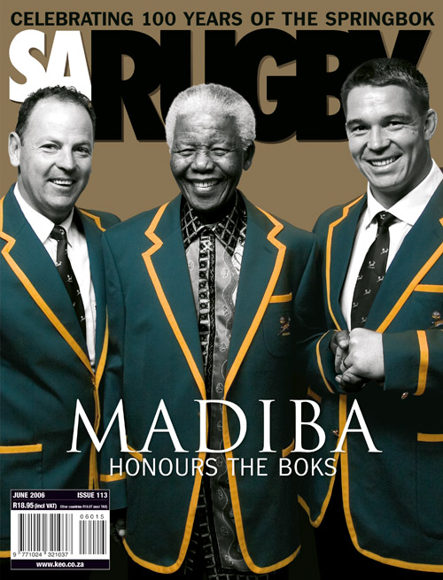 SA Rugby, June 2006