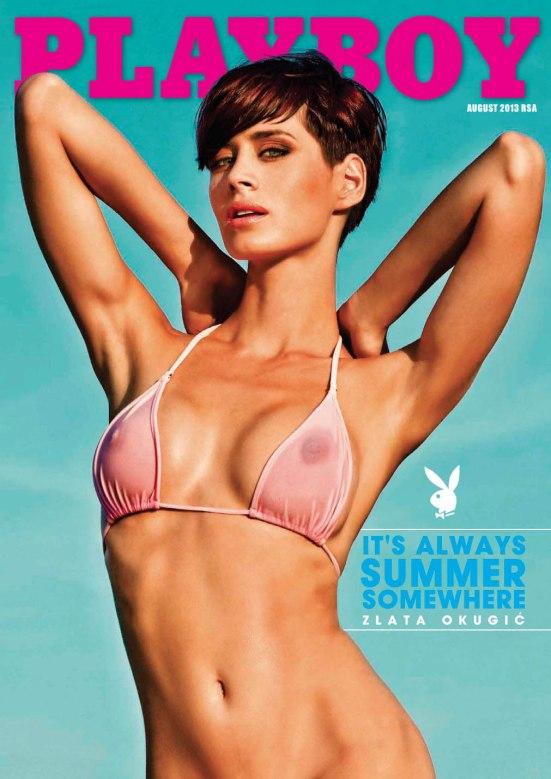 Playboy 8 August 2013