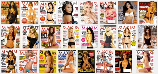 Maxim Banner