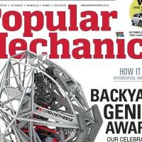 Popular Mechanics South Africa, October 2013