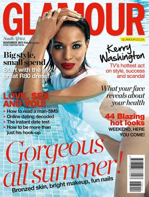 Glamour 11 November 2013