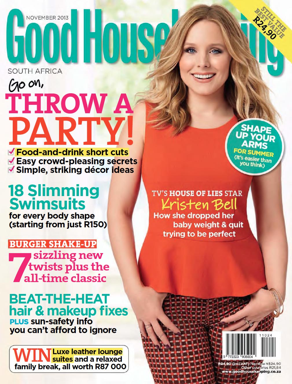 Good housekeeping goeie huishouding south africa for Good house magazine