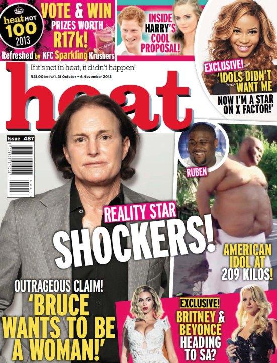 Heat 5.2 31 October 2013