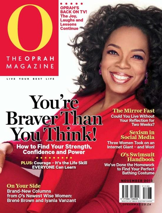 Oprah 11 November 2013