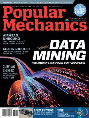 Popular Mechanics 11 November 2013