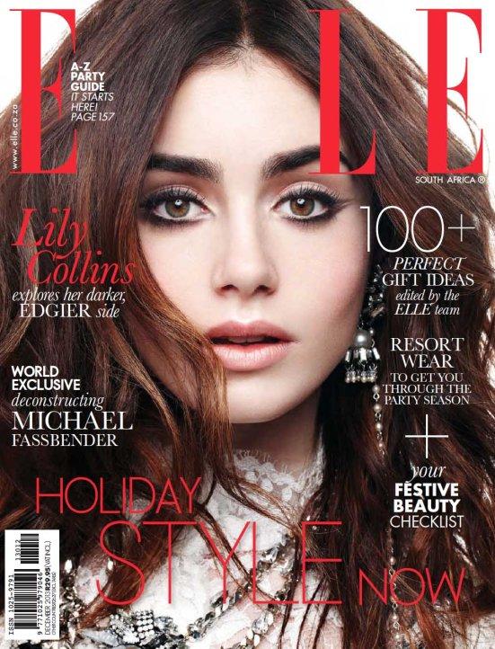 Elle 12 December 2013