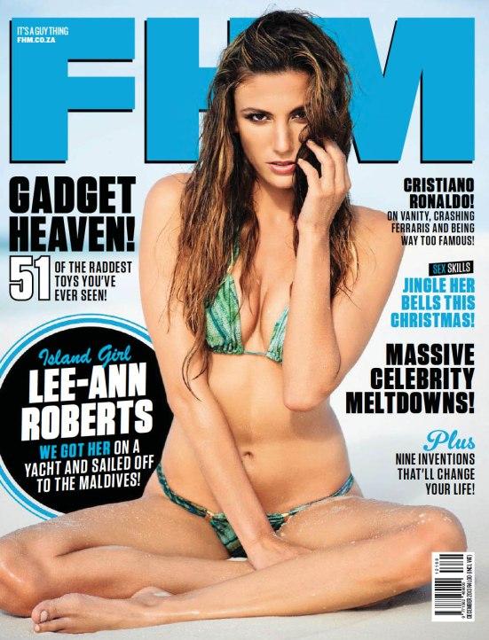 FHM 12 December 2013