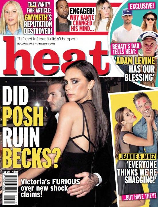 Heat 5.3 7 November 2013
