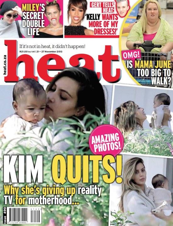 Heat 5.5 21 November 2013