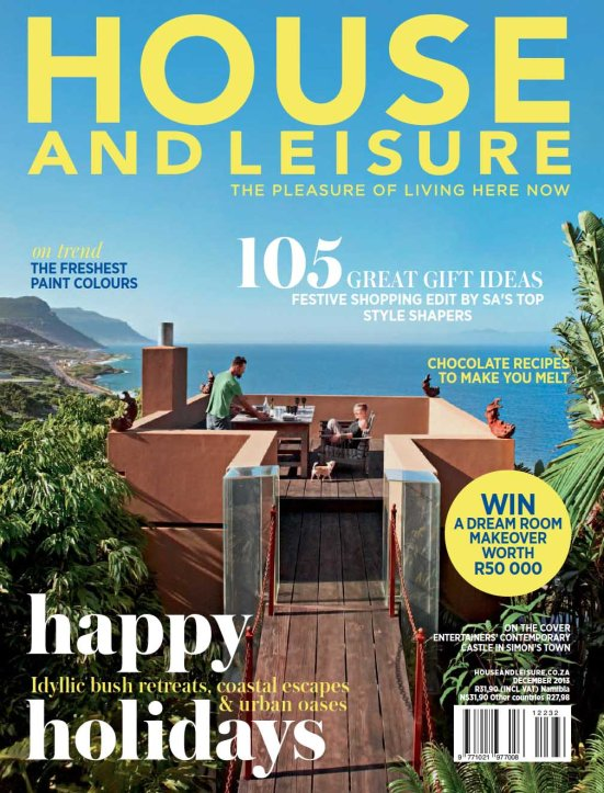 House and Leisure 12 December 2013