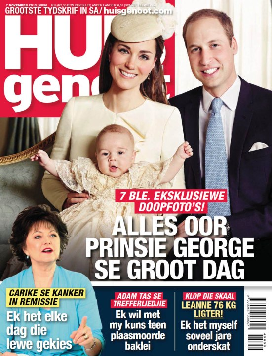 Huisgenoot 5.3 7 November 2013