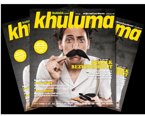 Khuluma 7 November 2013
