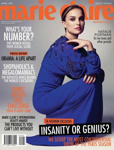 Marie Claire 6 April 2011