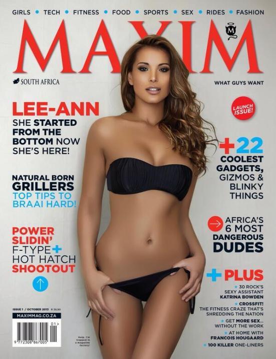 Maxim 1 October 2013