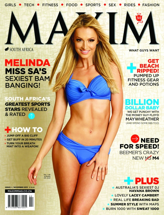 Maxim 2 November 2013