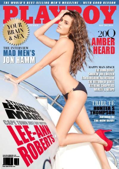 Playboy 5 May 2012