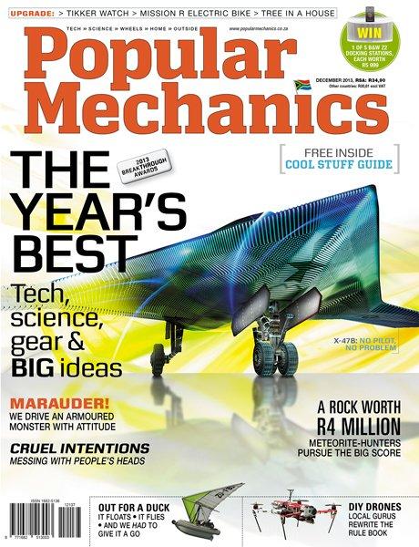 Popular Mechanics 12 December 2013