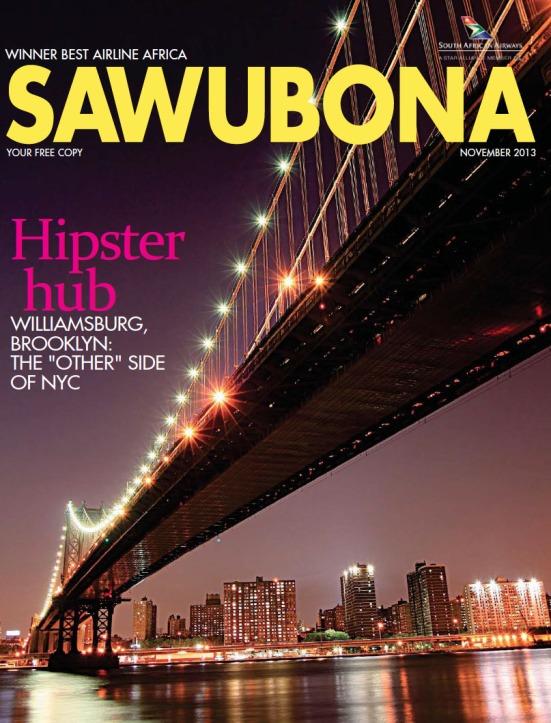 Sawubona 11 November 2013