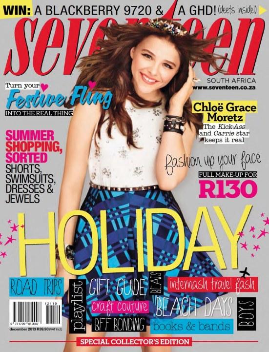 Seventeen 12 December 2013