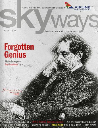 Skyways 11 November 2013