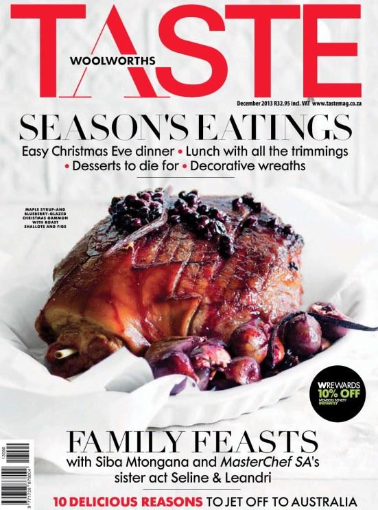Taste 12 December 2013