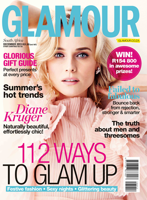 Glamour 12 December 2013