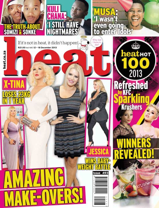 Heat 5.8 12 December 2013