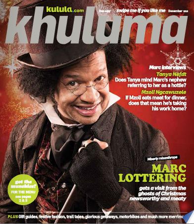 Khuluma 8 December 2013