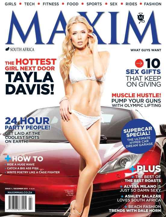 Maxim 3 December 2013