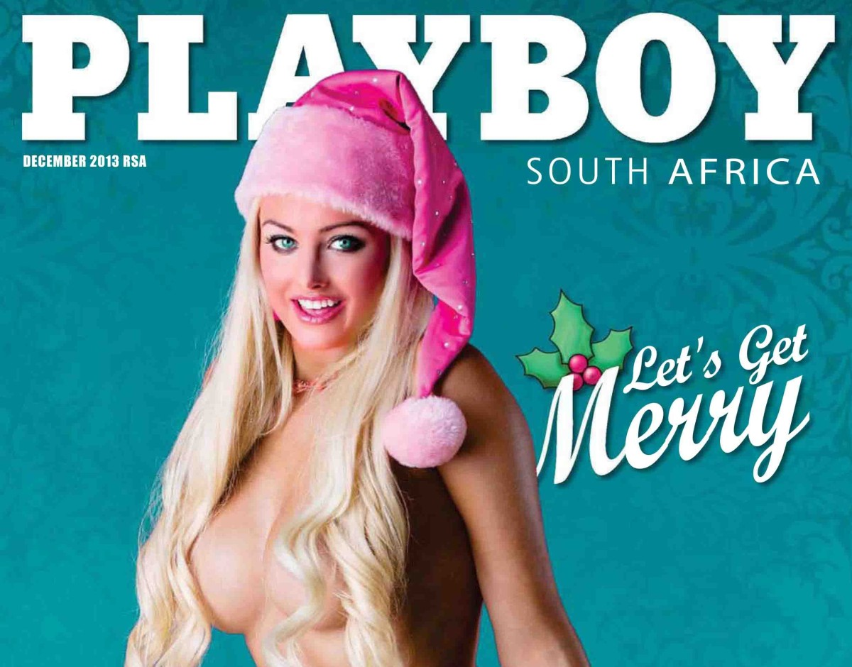 Playboy South Africa, December 2013