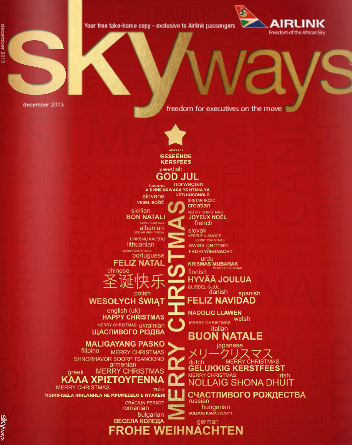 Skyways 12 December 2013