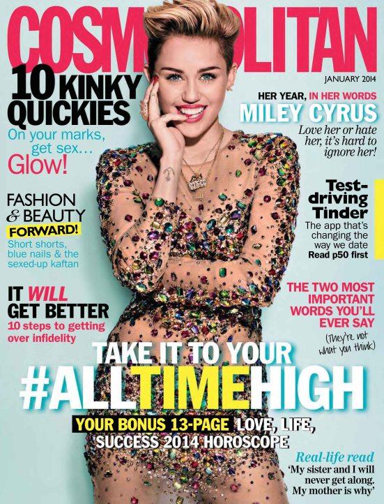 Cosmo 1 January 2014