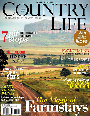Country Life 1 January 2014