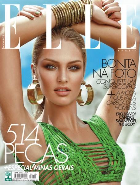 Elle 1 January 2013 Brasil
