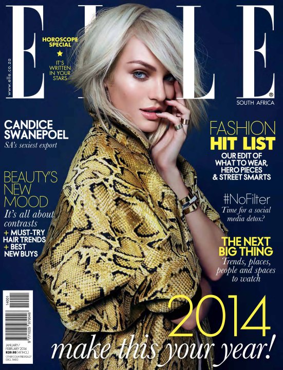 ELLE 1 January 2014