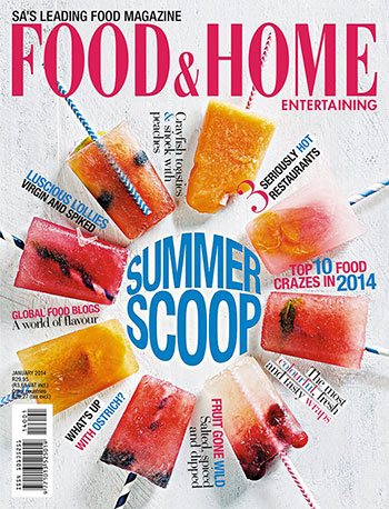 Food and Home 1 January 2014
