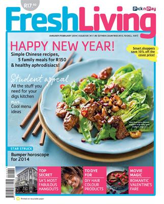 Fresh Living 1 January February 2014