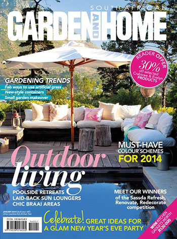 Garden and Home 1 January 2014
