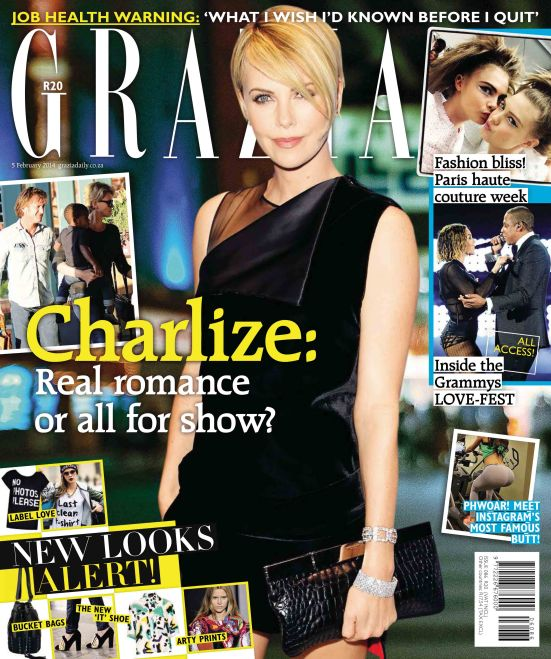 GRAZIA 1.5 5 February 2014