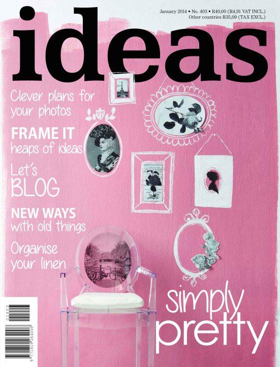 Ideas 1 January 2014
