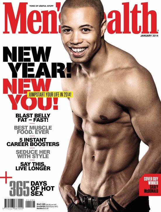 Mens Health 1 January 2014
