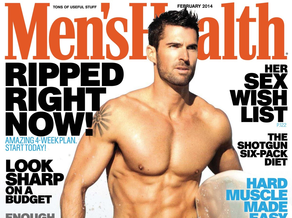 Men's Health South Africa, February 2014