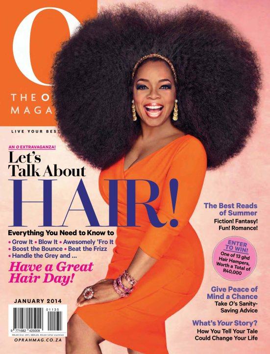 Oprah 1 January 2014