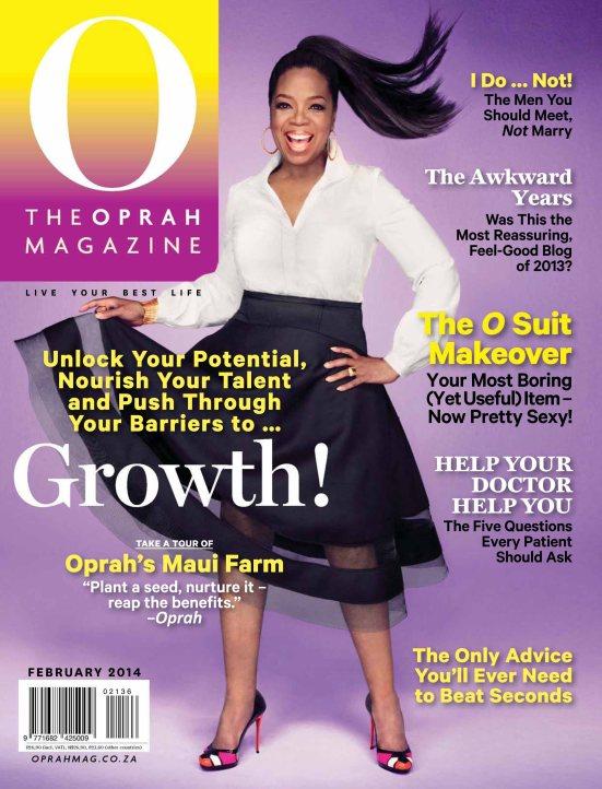 Oprah 2 February 2014